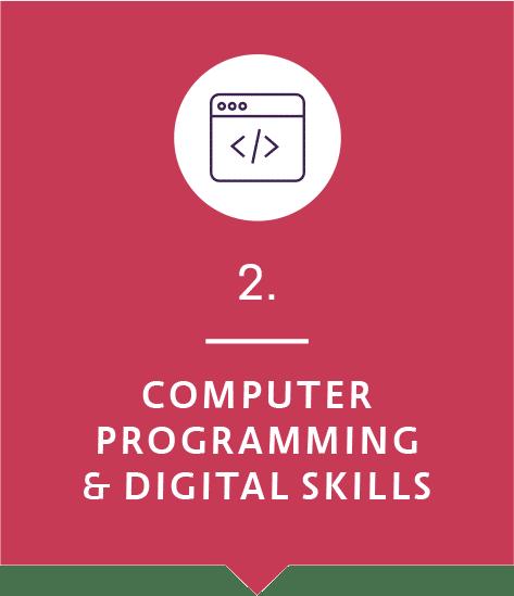 2. Computer Programming & Digital Skills