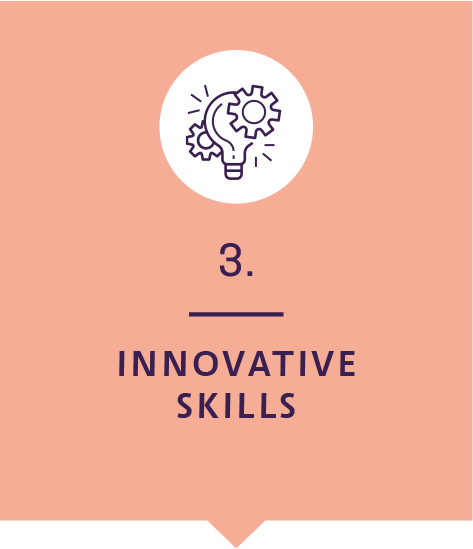 3. Innovative Skills