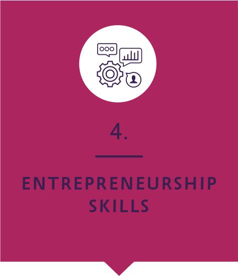 4. Entrepreneurship Skills