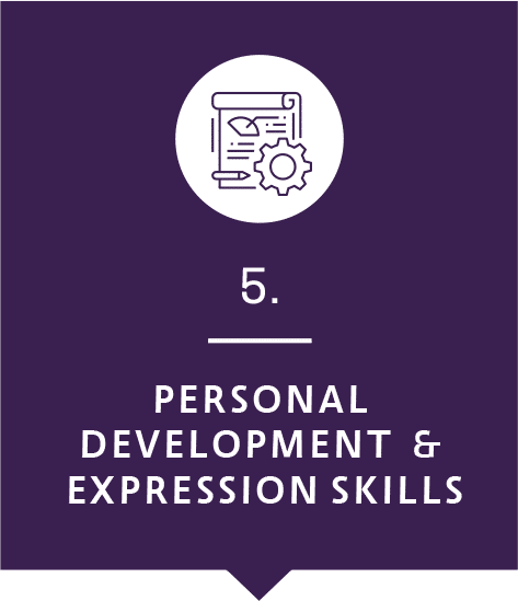 5. Personal Development & Expression Skills